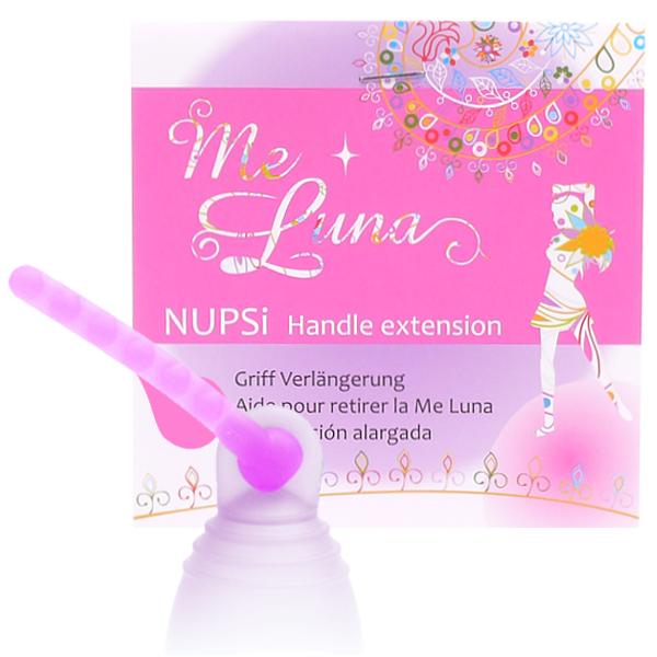 Das Nupsi für die Me Luna Menstruationstasse