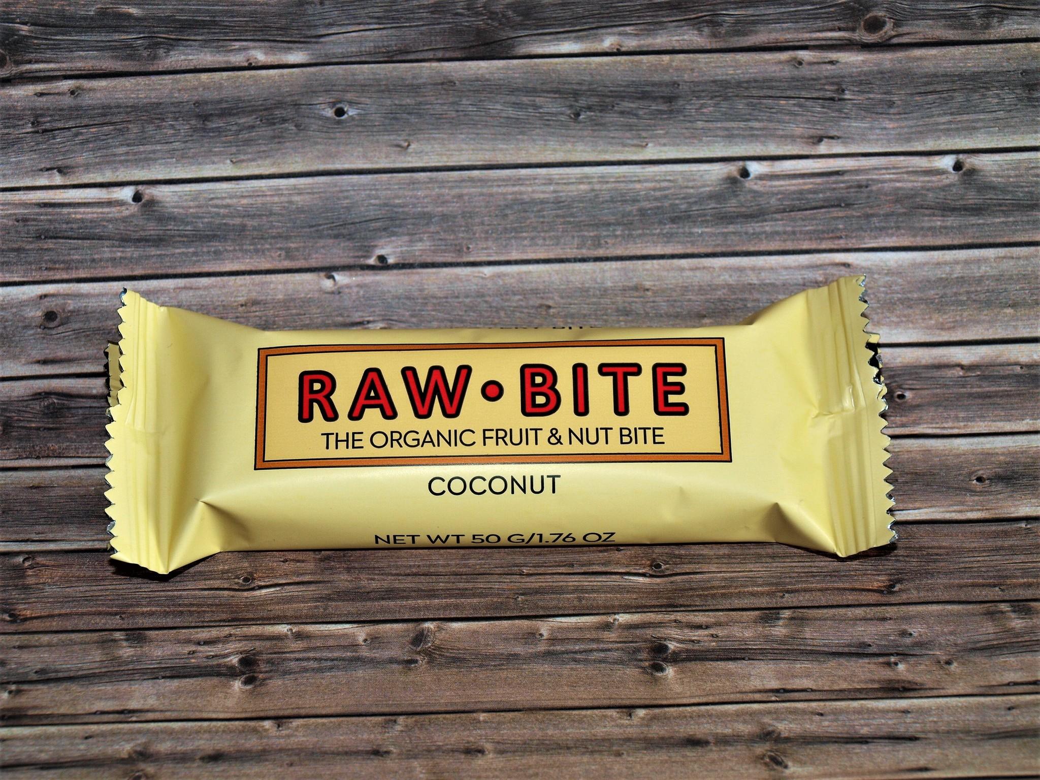 Protein Riegel von Raw