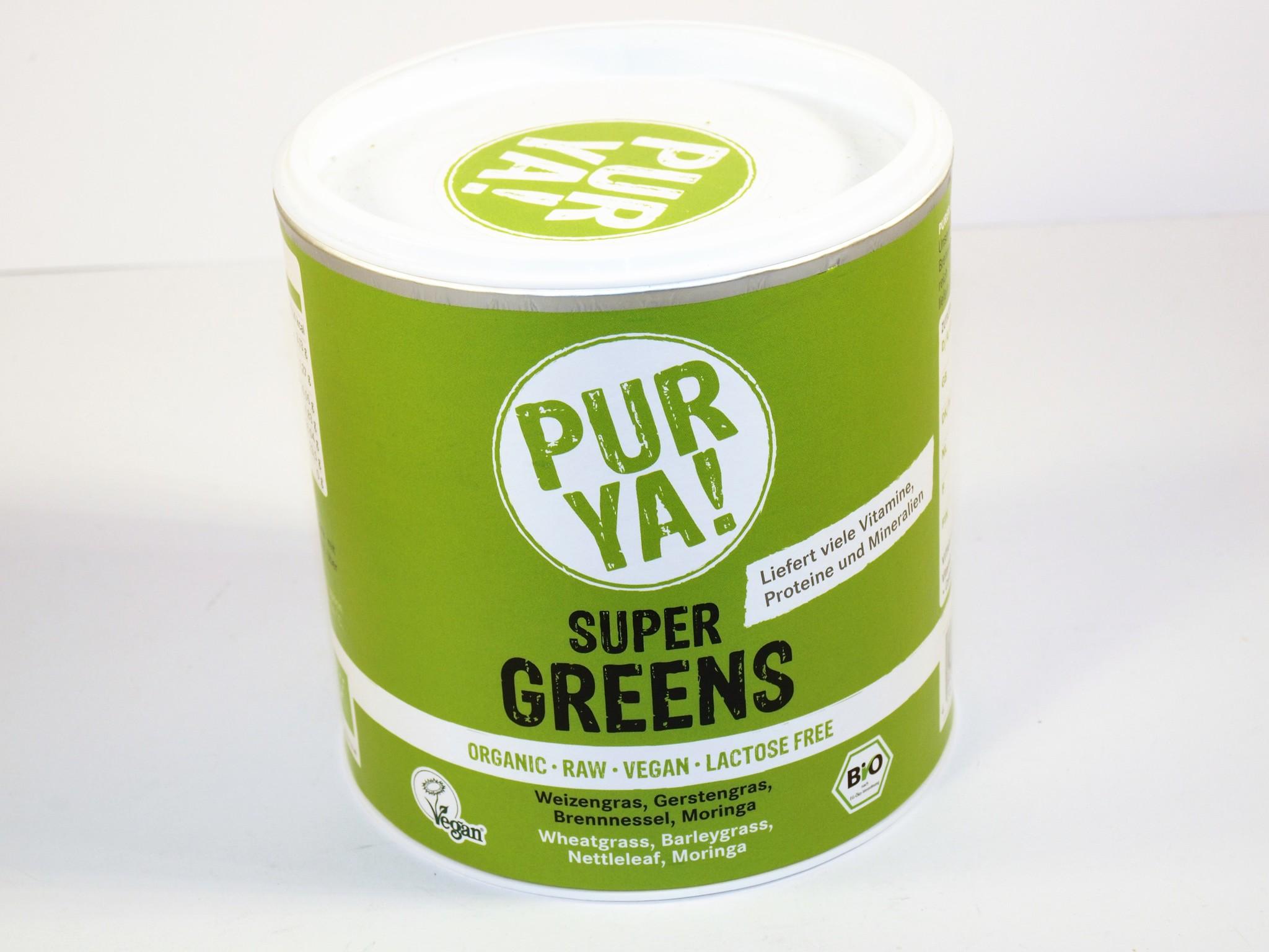 Bisdosuperfood sprouts von PurYa!