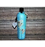 Biodora Glasflasche mit Neoprenbezug Design Welt