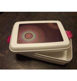 Biodora Lunchbox Motiv  Mandala