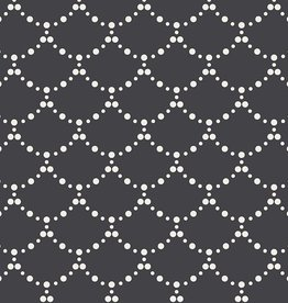 Art Gallery Fabrics Riples Black