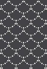 Art Gallery Fabrics Art Gallery Fabrics Ripples Black