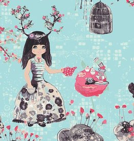 Art Gallery Fabrics Wonderlandia Fondant