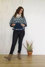 Art Gallery Fabrics Art Gallery Fabrics Path Marker Slate in Knit