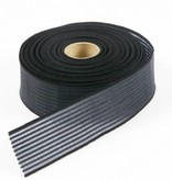 Taille Elastiek Zwart 40mm