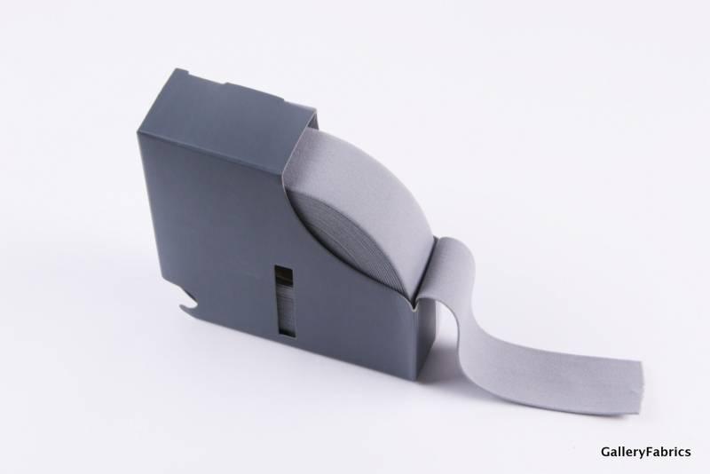 Taille Elastiek Grijs 38mm