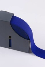Taille Elastiek blauw 38mm