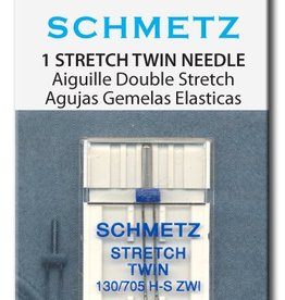 Stretch tweelingnaalden Schmetz