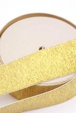 Taille Elastiek goud