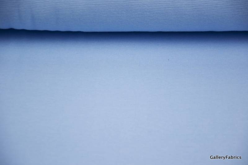 Boordstof babyblauw
