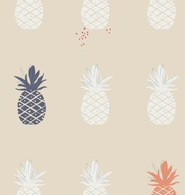 Art Gallery Fabrics Ananas Cream