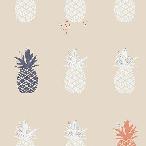 Art Gallery Fabrics Art Gallery Fabrics Ananas Cream