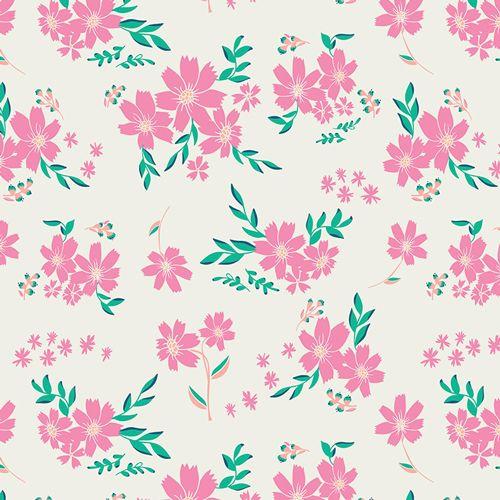 Art Gallery Fabrics Art Gallery Fabrics Flyaway Petalums Joyful