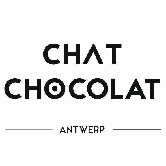 Chat Chocolat Chat Chocolat - Sweat Let`s circle around – ocher