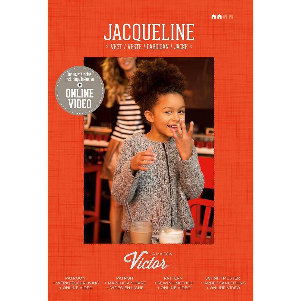 Jacqueline Vest Patroon La Maison Victor