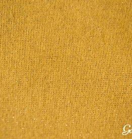 Boordstof gold/gold lurex
