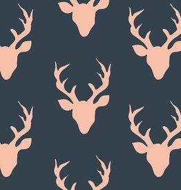 Art Gallery Fabrics Buck Forest Woodlands