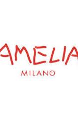 AMELIA MILANO Amelia Milano - Katoen Geruit Zwart/Roestbruin