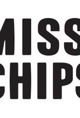 MissChips Miss Chips - Boordstof Lichtgeel