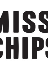 MissChips Miss Chips - Boordstof Turquoise