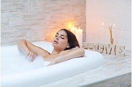 Hilft ein Entspannungsbad vor dem Schlafengehen?