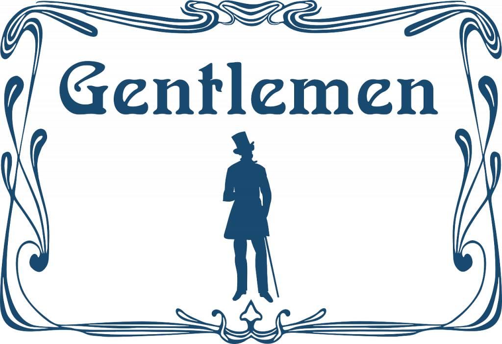 7 regels om jezelf in een gentleman te transformeren.
