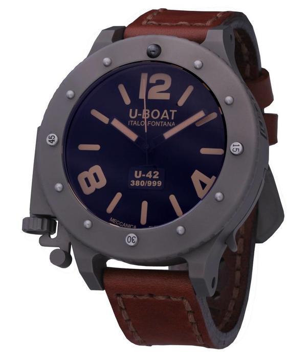 Limited Edition U-Boat U-42 Automatisch horloge