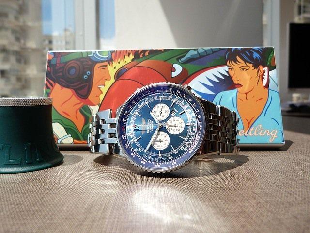 Een Breitling horloge kopen? 5 Weetjes - Prijzen: