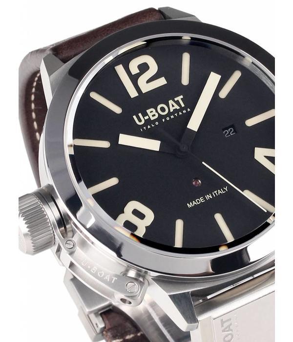 U-Boat Classico 7120 53 mm Donkerbruin