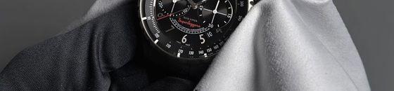 Horloge zelf goedkoop reinigen? Super!