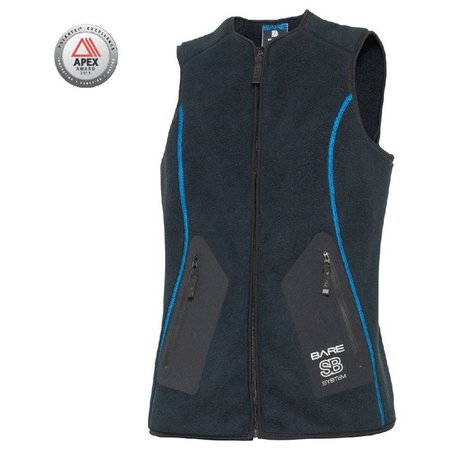 Bare SB System Mid Layer Vest Men