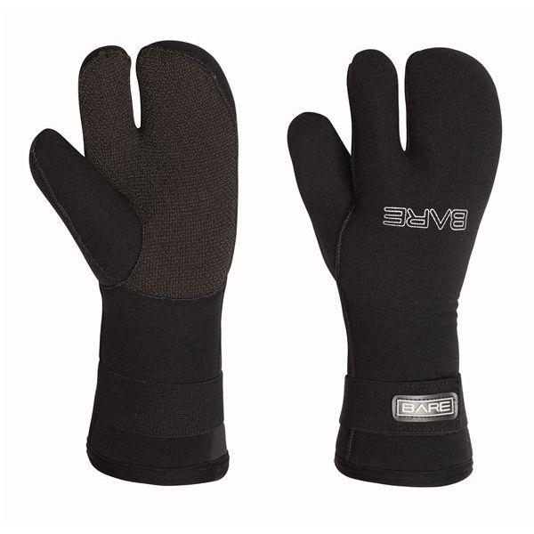 7mm Three Finger Glove