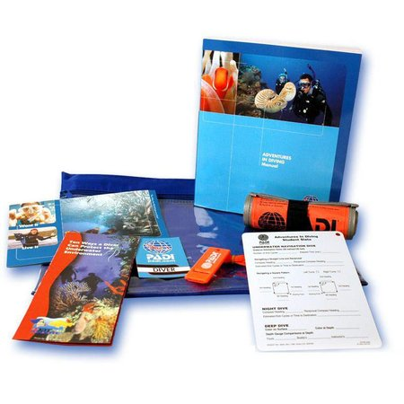 Padi Advanced Open Water Crew Pack Ultimate