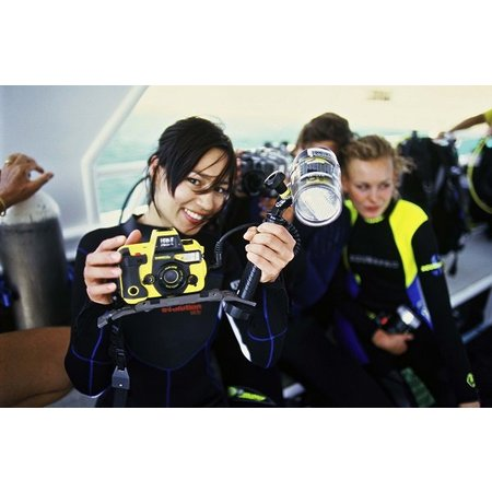 Digital Underwater Photography Diver