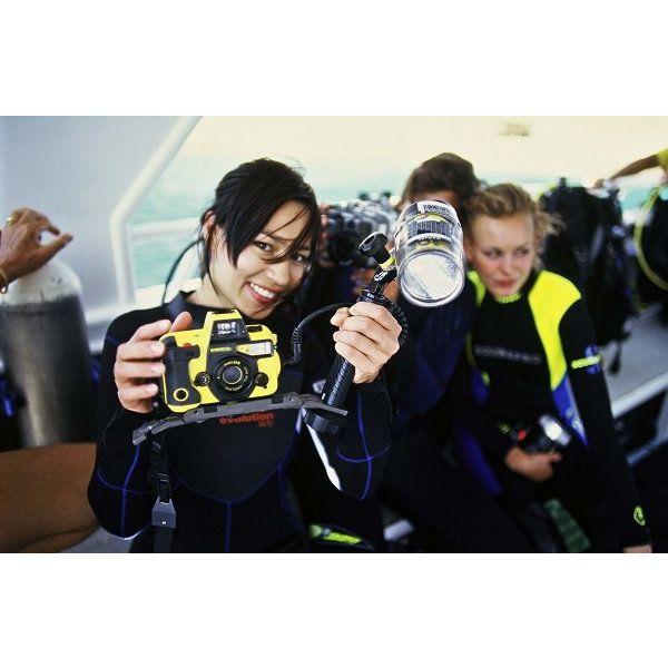 Digital Underwater Photography Diver