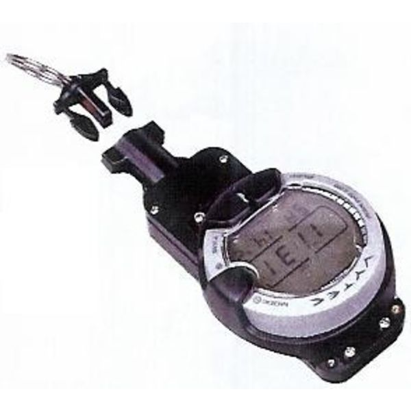 Retractor voor Suunto Polscomputer