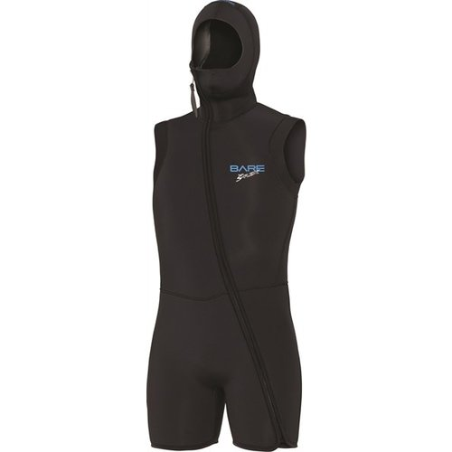 Bare 7mm Sport S-Flex Step-In Hooded Vest Men