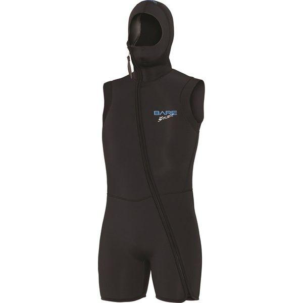 7mm Sport S-Flex Step-In Hooded Vest Men