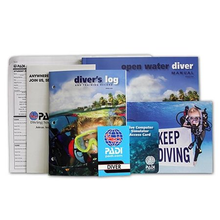 Padi Open Water Crew Pack Ultimate