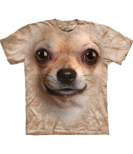 The Mountain Chihuahua Face T-shirt