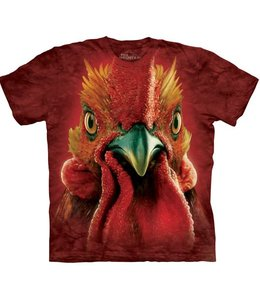 The Mountain Rooster Head T-shirt