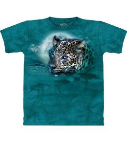 The Mountain Luipaard T-shirt Leopard Moon