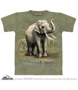 The Mountain Asian Elephants T-shirt