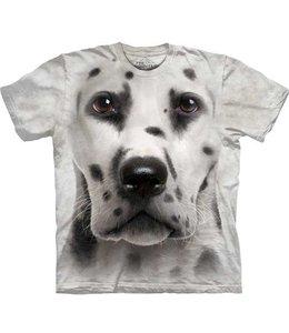 The Mountain Dalmatier Face T-shirt