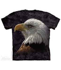 The Mountain Bald Eagle Portrait T-shirt