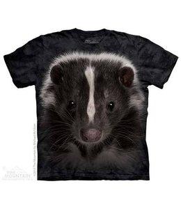 The Mountain Skunk Portrait T-shirt