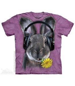 The Mountain DJ Hiphop T-shirt
