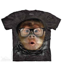 The Mountain Hipster Orangutan Baby T-shirt