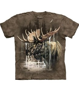 The Mountain Moose Forest T-shirt